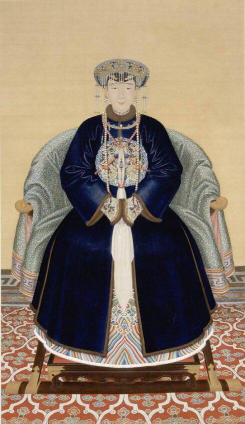 百年之前的私人訂製——慈禧太后當年用過的首飾 - 每日頭條