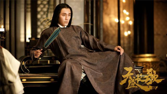 看《天盛長歌》只因為陳坤,他的寧奕比胡歌的梅長蘇還要出色? - 每日頭條