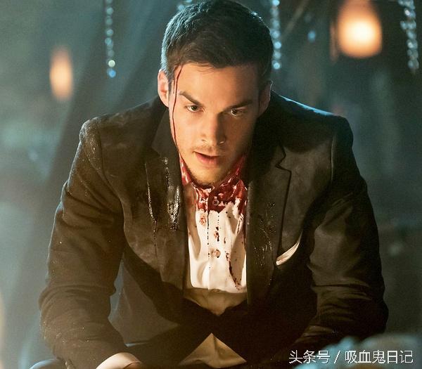 《吸血鬼日記》男星ChrisWood加盟《超女》第二季 - 每日頭條