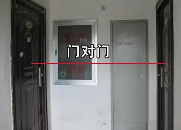 裝修切記不要「門對門」,真的破財犯口舌是非嗎? - 每日頭條