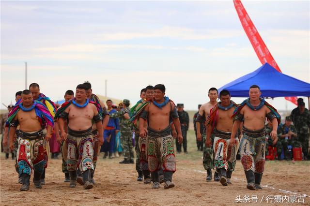 朋友,這就是內蒙古大草原的「那達慕」盛會 - 每日頭條