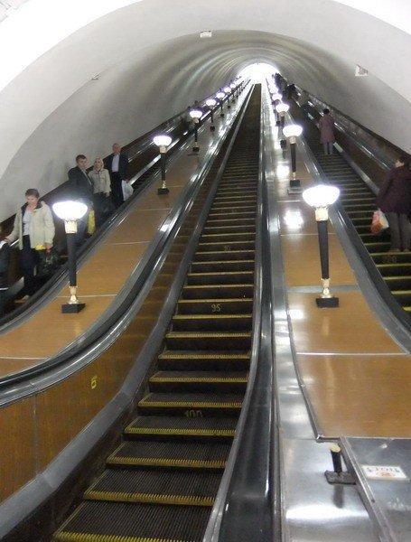 俄羅斯自由行(30)選擇莫斯科地鐵票和乘地鐵 - 每日頭條
