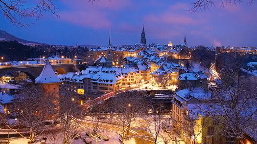 瑞士-旅遊攻略 - 每日頭條