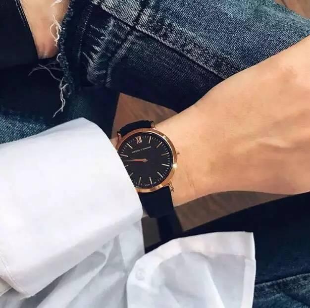 平價有質感的腕錶可不只DW一家——推薦9個手錶品牌(上) - 每日頭條