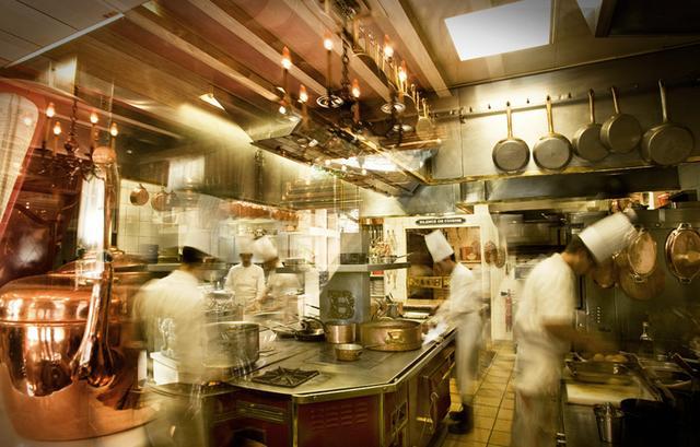世界十大名廚之:竟然有三個老婆的保羅·博古斯爺爺 - 每日頭條