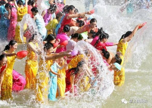 雲南本地原住民最最熱鬧的節日要來啦。你準備好一起嗨了嗎?! - 每日頭條