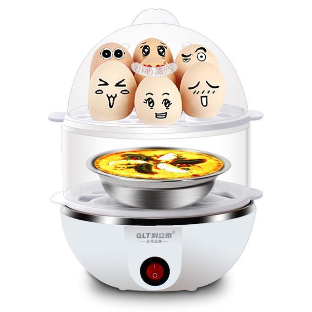 20款多功能煮蛋器推薦。菜鳥也能做早餐 - 每日頭條