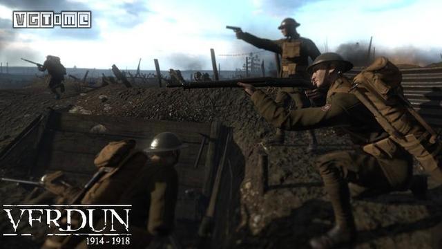 一戰的「絞肉機」《凡爾登戰役》或將登陸PS4和Xbox One - 每日頭條