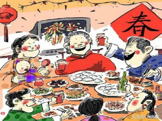 中國人過年都有哪些習俗?你的家鄉有什麼特別的風俗嗎? - 每日頭條