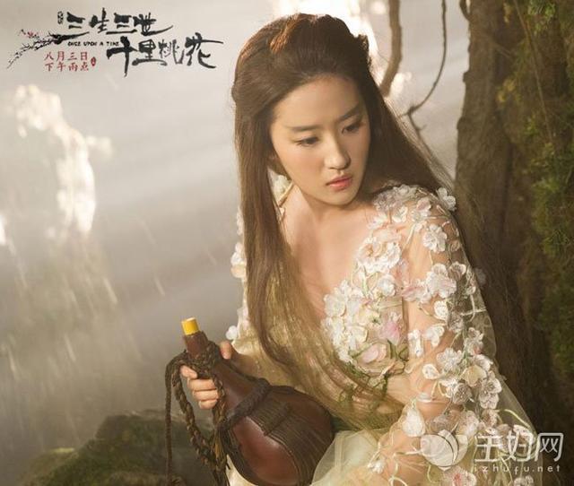 《三生三世十里桃花》電影上映 劉亦菲髮型仙美時尚很流行 - 每日頭條