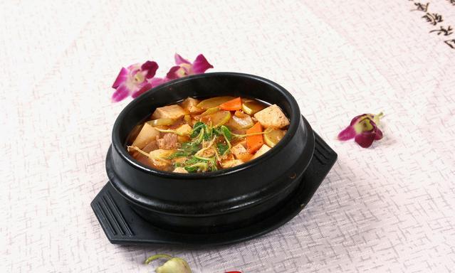 韓式大醬湯的做法 - 每日頭條