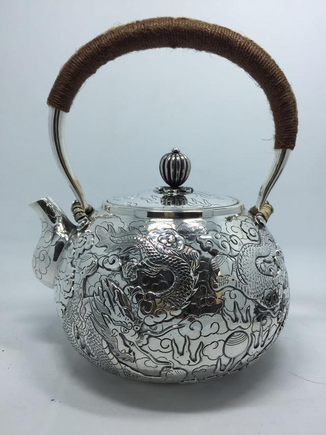 銀壺的使用與養生之道 - 每日頭條