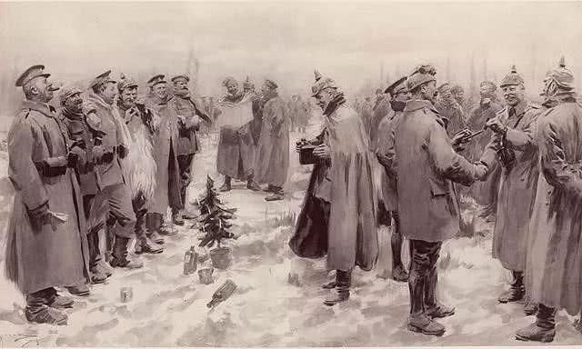 一戰塹壕內部有多講究?沒有這些工事,一戰死傷將遠超3千萬 - 每日頭條