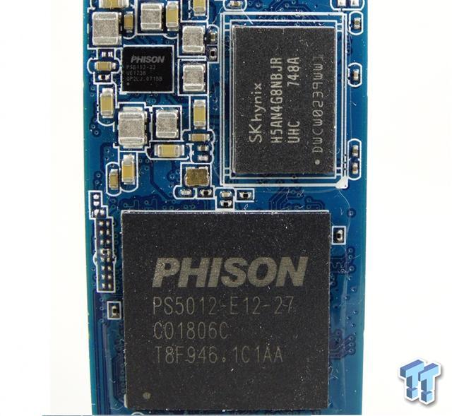 群聯新旗艦SSD主控PS5012-E12實測:驚喜連連 - 每日頭條