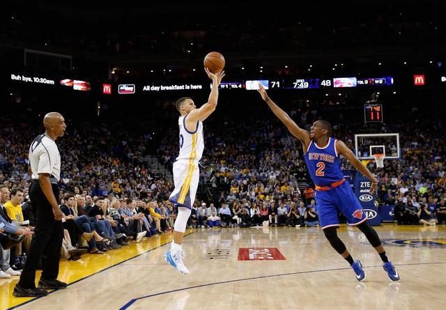 NBA聯盟五大最佳三分射手 庫里第一太陽新秀後來居上 - 每日頭條