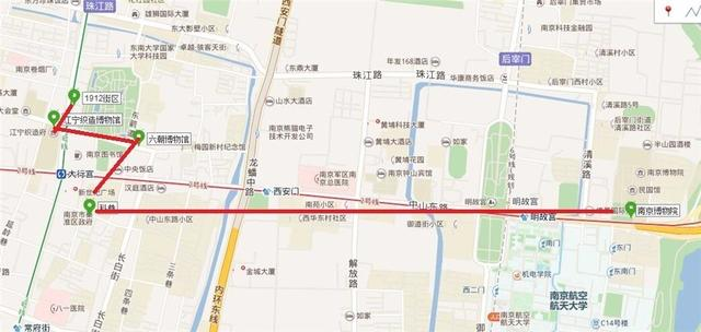 一天的時間如何「有內涵地」深度游南京? - 每日頭條