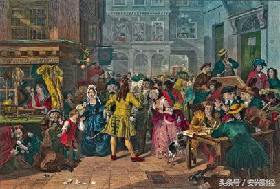 華爾街簡史——6.倫敦金融城爆發「南海泡沫」 - 每日頭條