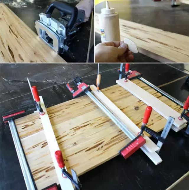 如何製作一張閃閃發光的桌子? - 每日頭條