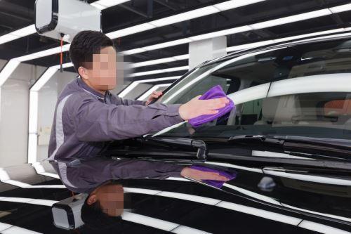 汽車換風擋玻璃多久可以開 - 每日頭條