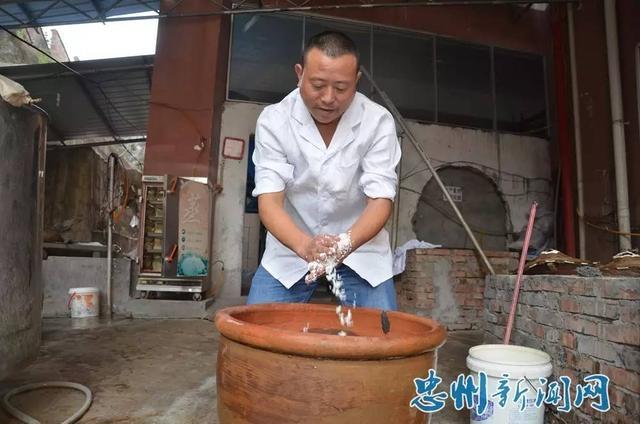 29年堅持手工制湯圓粉。你吃到的湯圓有他一份功勞! - 每日頭條