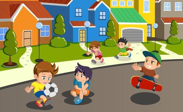 兒童遊戲的種類及其發展 - 每日頭條