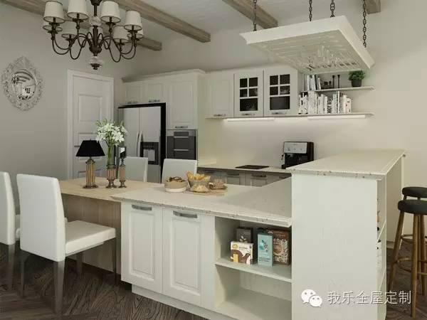設計潮流廚房吧檯時尚還實用,有了它連餐廳都省了! - 每日頭條