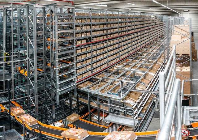 002倉儲物流自動化系統常見哪些設備? - 每日頭條
