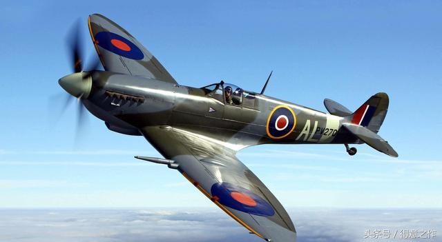 二戰優秀的噴火式戰鬥機 - 每日頭條
