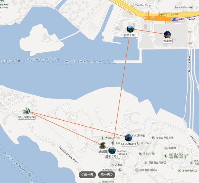 感動到哭!「玩轉新加坡」六日游,超詳細攻略,附遊覽路線圖 - 每日頭條