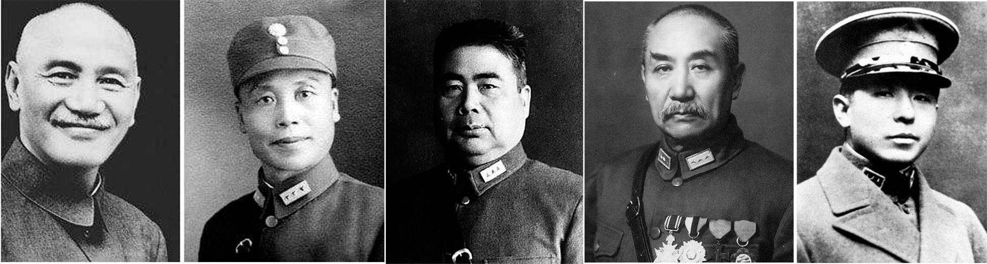 地圖上的民國軍閥史,蔣介石是如何「一統中國」的? - 每日頭條