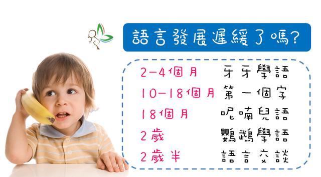 一歲半不會叫媽媽,兩歲不會說句子,是有語言發展障礙嗎? - 每日頭條