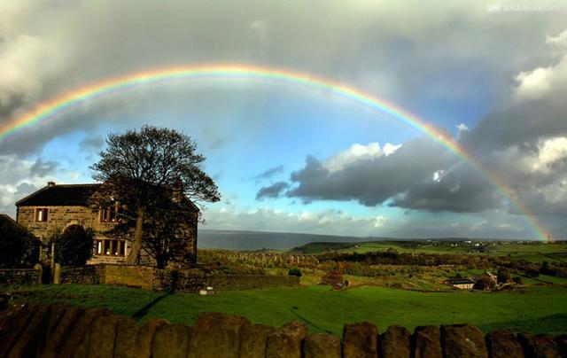 雨後彩虹是怎樣形成的? - 每日頭條