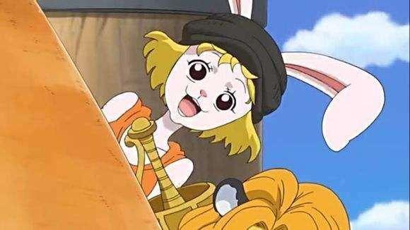 海賊王:月亮獅子的加洛特真的很漂亮啊 - 每日頭條