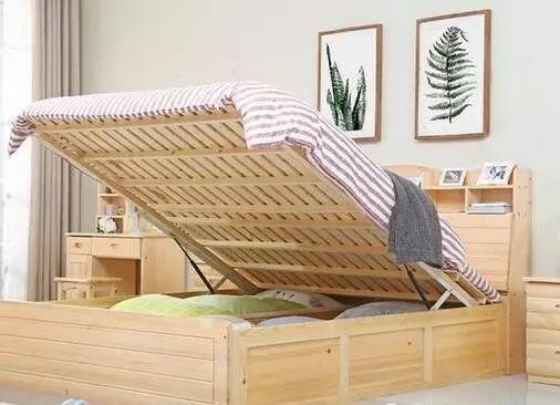 小戶型臥室的全方位收納設計。把空間都給利用起來 - 每日頭條