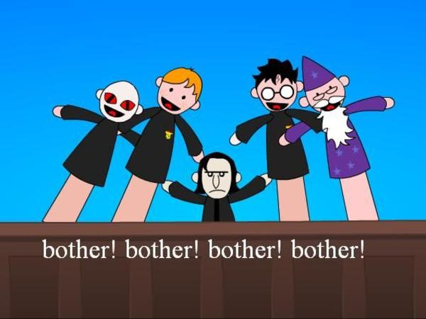Image result for puppet pals bother meme