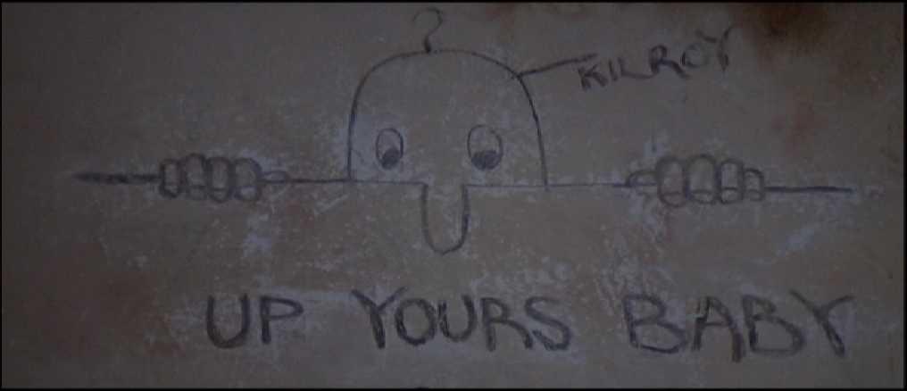 Kellys Heros Kilroy Kilroy Was Here Know Your Meme