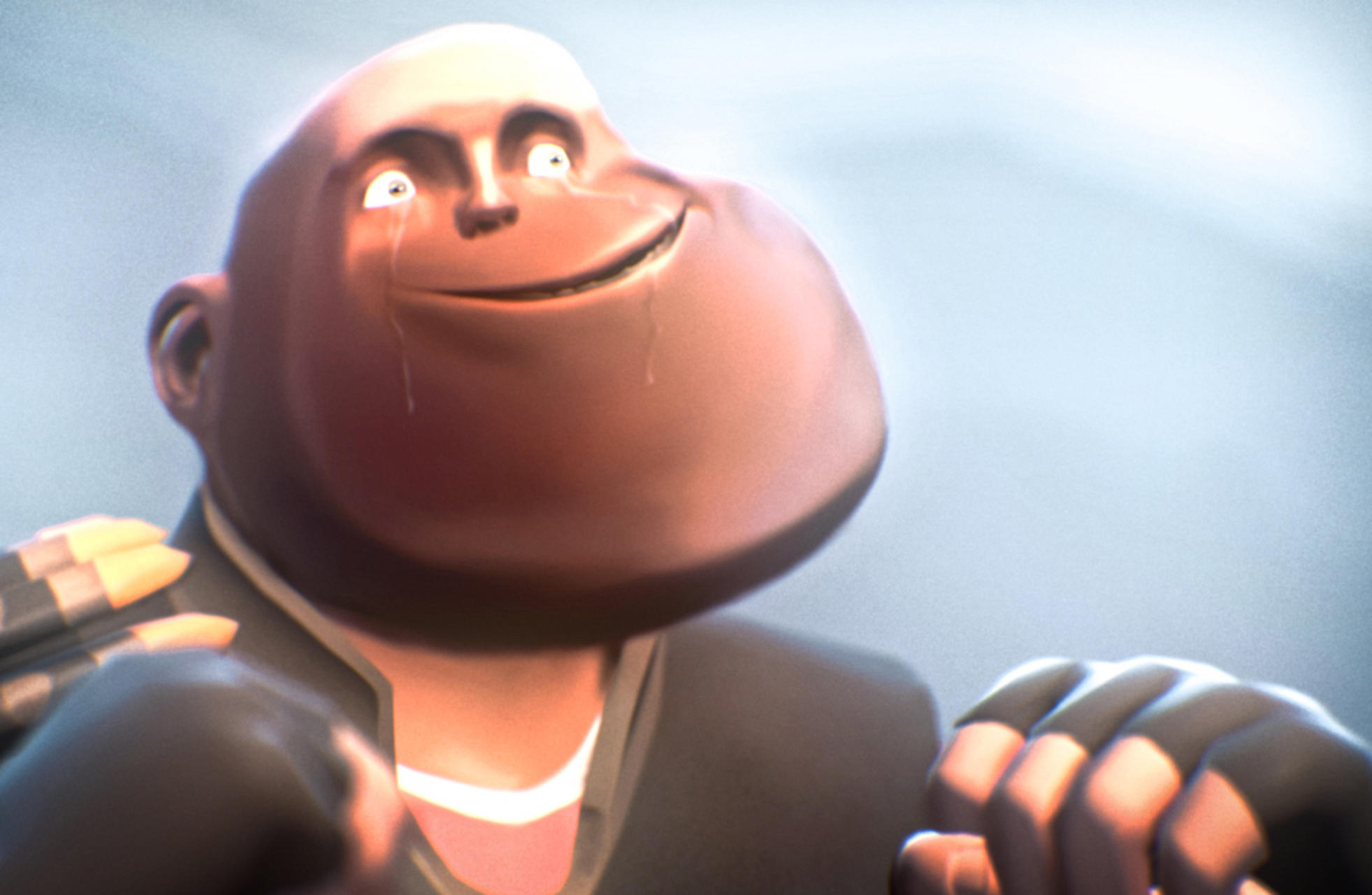 Heavy Is Forever Alone Team Fortress 2 Know Your Meme