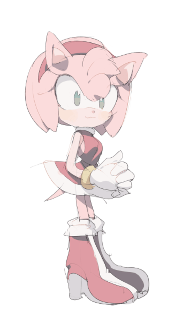 Amy Rose  Sonic the Hedgehog  Know Your Meme