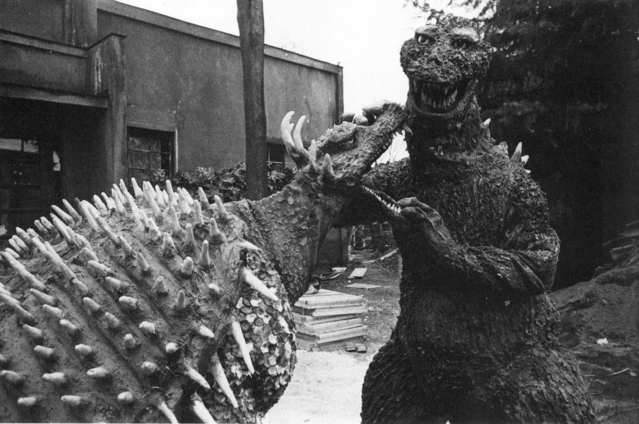 Happy Birthday Godzilla Meme