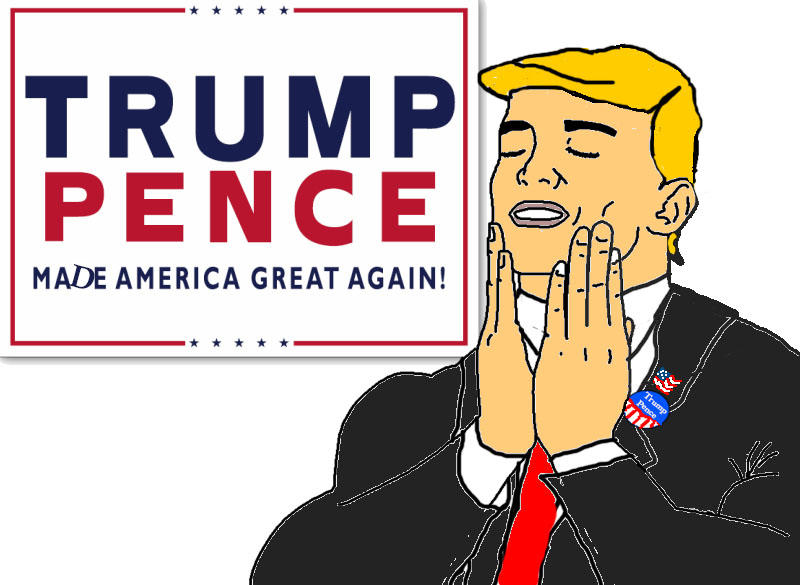 TRUMP WINS ELECTION 2016 Feels Good Know Your Meme