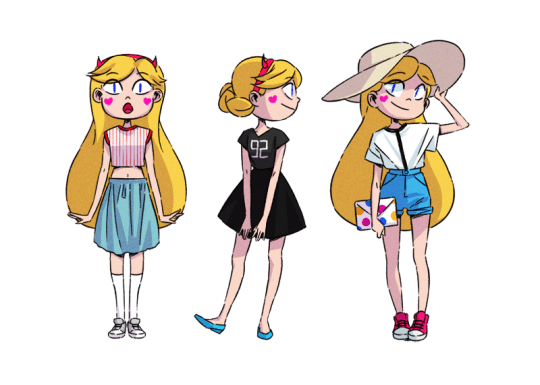 Gravity Falls And Star Butterfly Wallpaper Star S Outfits Star Vs The Forces Of Evil Know Your Meme
