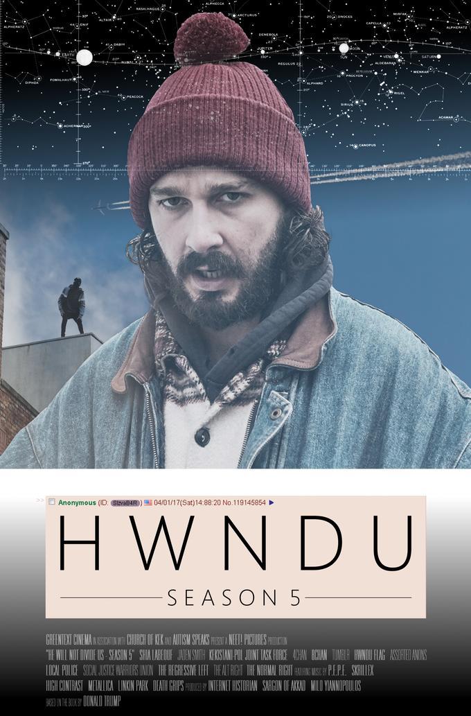 HWNDU Season 5 Poster