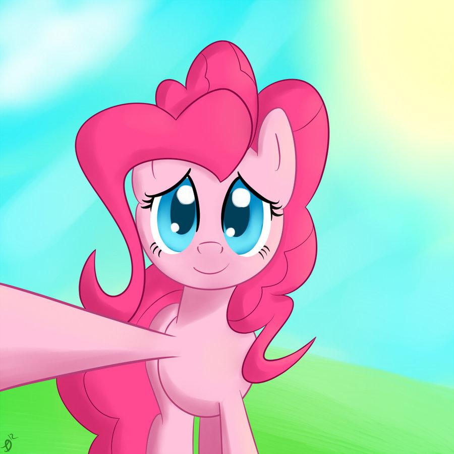 Pie Soon Pinkie Wall 4th