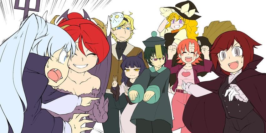 Akame Ga Kill Akame Cute Wallpaper Image 634142 Rwby Know Your Meme