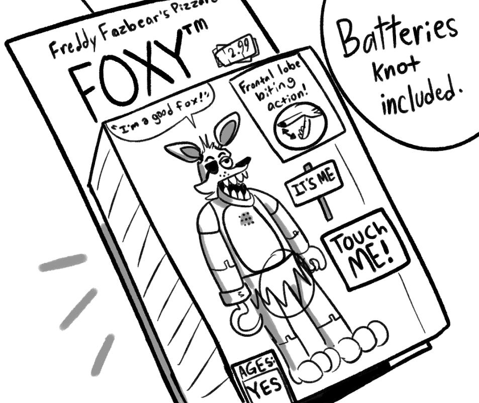 Fnaf Foxy Simulator Game Jolt