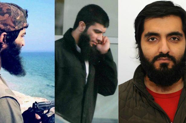 Anil Khalil Raoufi, Abid Naseer and Jamshed Javeed