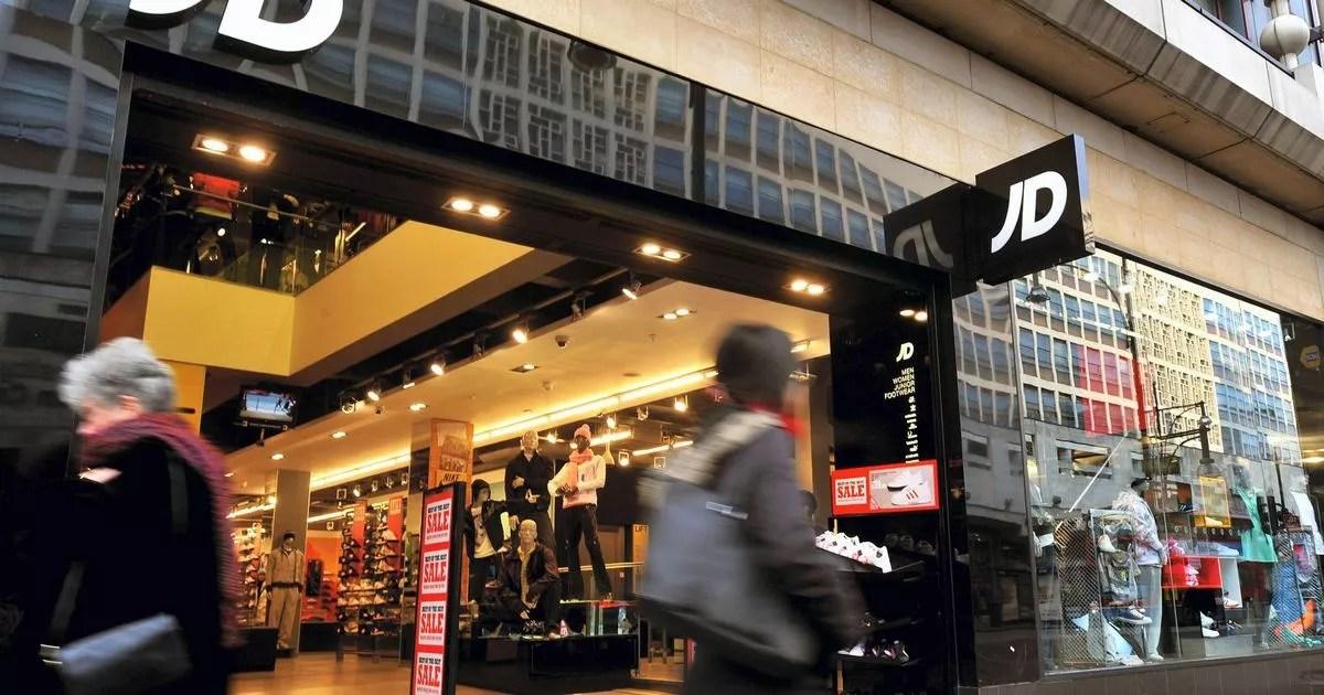JD joins Stretford Mall - Manchester Evening News