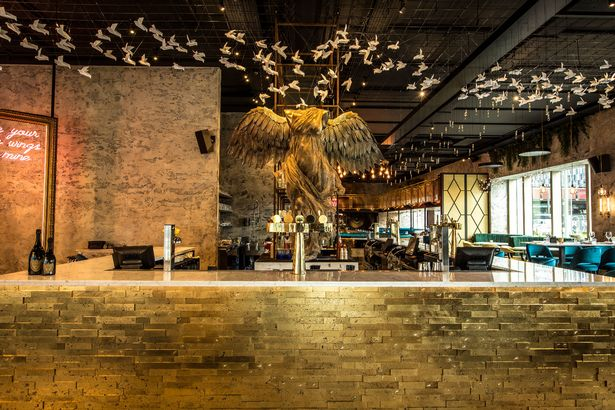 First Look Menagerie Is The Decadent Salford Bar