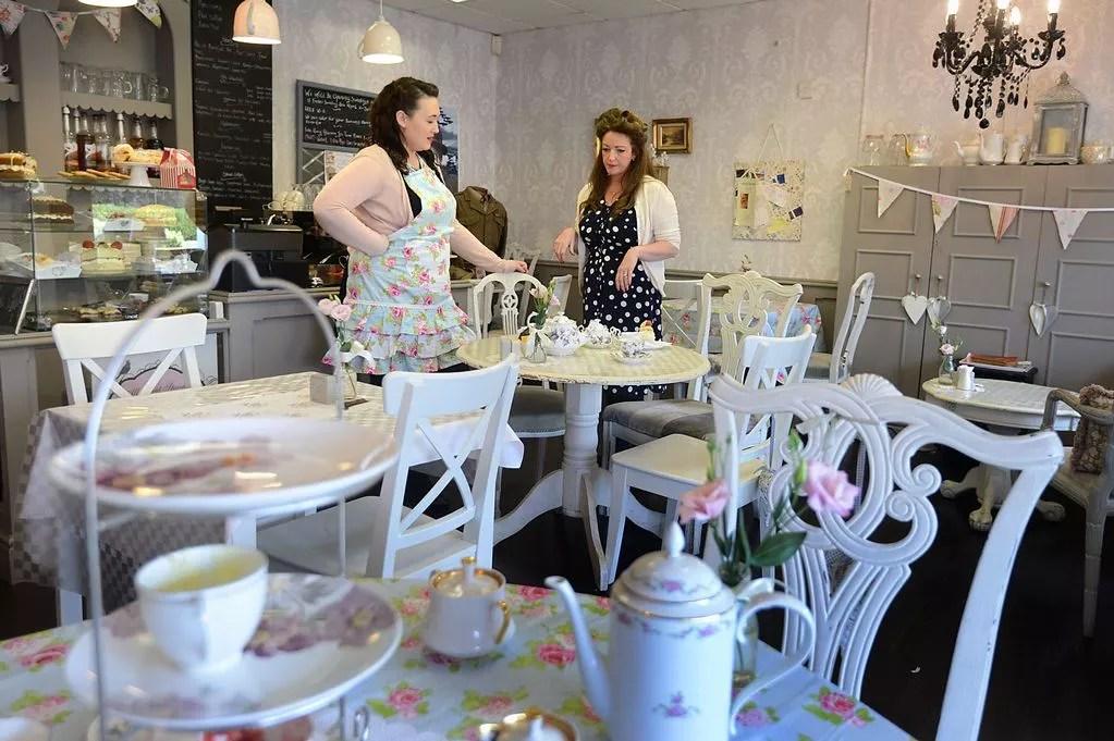 Vintage Tea Rooms To Host 1940s Weekend To Celebrate VE