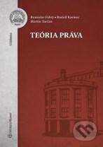 Teória práva - Branislav Fábry, Rudolf Kasinec, Martin Turčan